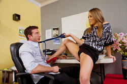 Naughty Office - Kristina Rose **March 15, 2012**