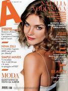 Natalia Vodianova - Anna Italy - 9 Aug 2012 (x4)