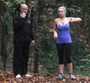 Джемма Мерна, фото 246. Gemma Merna Workout in park - 08/11/11, foto 246