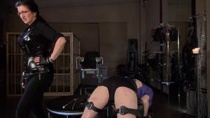 Domina-Bizarre: Lady Christina-Marie Without the Slightest Chance! 3