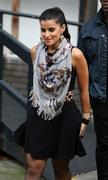 Nelly Furtado Outside ITV studio. (9-15-2012)